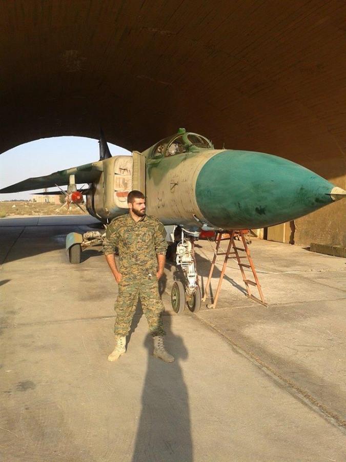 Сирийский МиГ-23МЛД