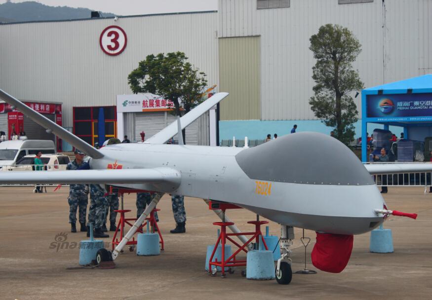 UAV Gongji-1 76024 - 151. Brigade - 1