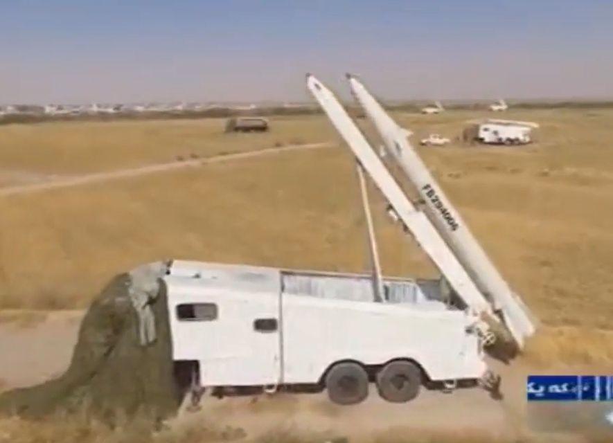 Семейство иранских ракет Fateh-110 и ее потомков