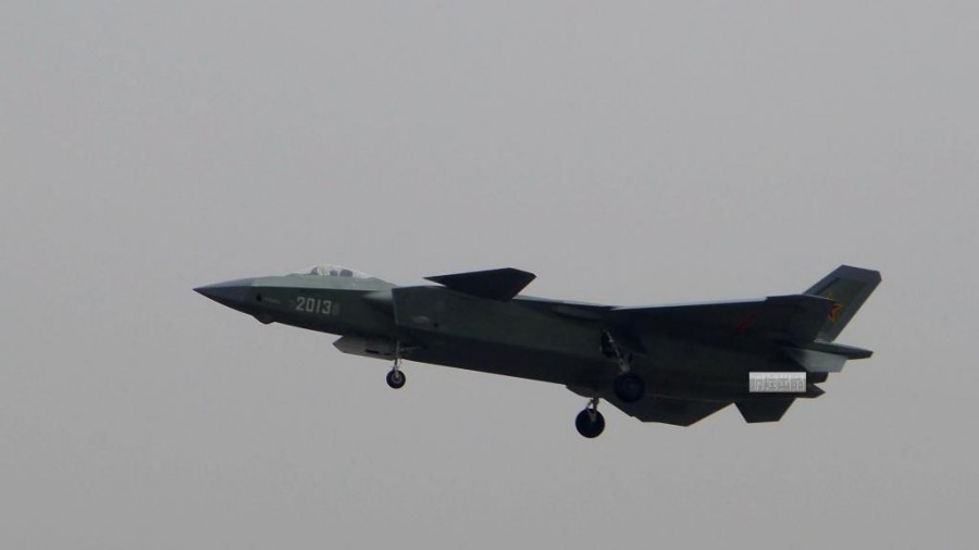 Más detalles del Chengdu J-20 - Página 14 192012_900