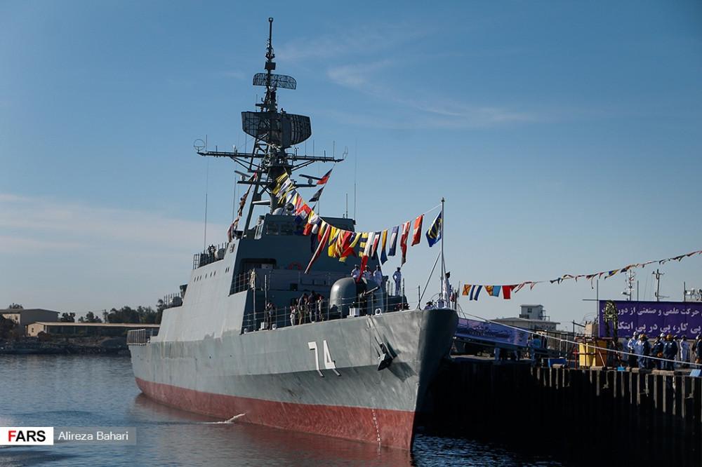 Ввод в строй нового иранского фрегата Sahand копия, фрегат, проекта, легкий, такое, является, Jamaran, выглядит, корабль, нового, Kamand, Sahand, легких, оснащение, NoorGhader, радиолокационное, Правда, неполным, установки, впечатление