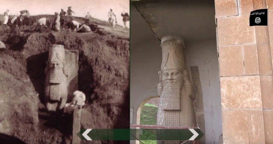 Шумерскую культуру состарили в XIX веке?