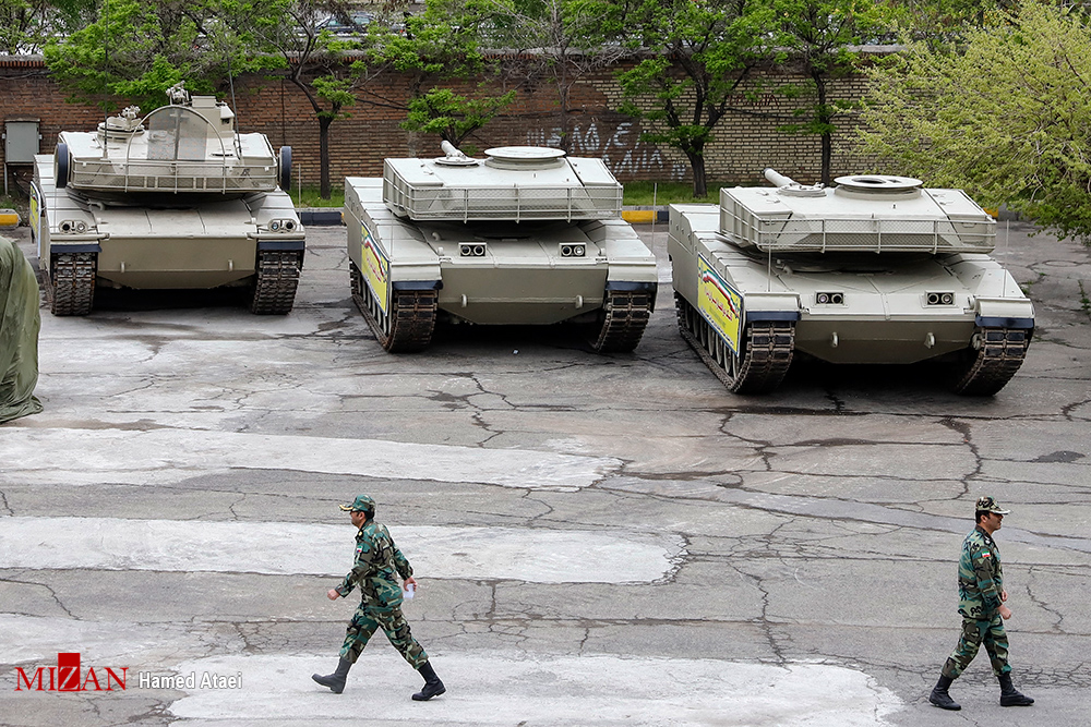 Очередные разработки иранского военно-промышленного комплекса Организация, войск, джихада, сухопутных, иранской, самообеспечения, промышленности, Армии, армии, исследования, часть, проект, Ирана, дронобоев, собственные, иранских, проекты, разработки, можно, могут