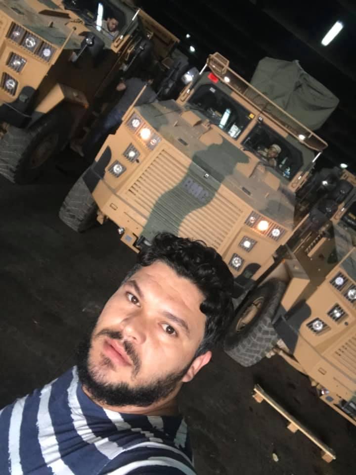Турецкие бронированные машины Kirpi II в Ливии Турции, против, Panthera, ливийского, Триполи, бронемашин, Эрдоган, Хафтара, Ливии, бронемашины, Kirpi, Арабскими, Объединенными, поставляемых, Эмиратами, войск, союзники, американские, Вообще, httpstwittercomahmed_youm7status1129742655762640896