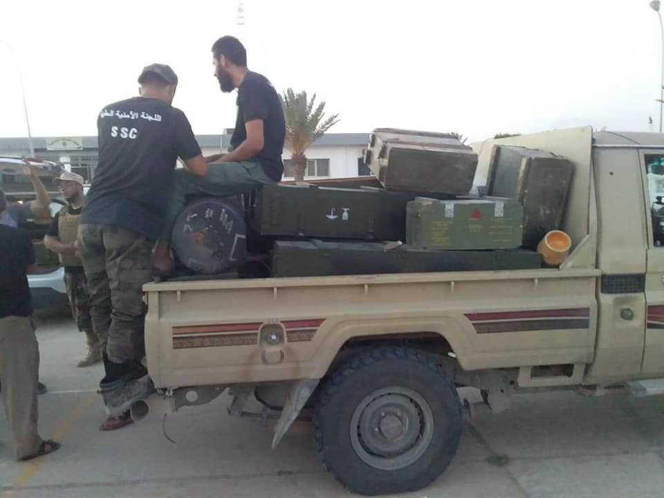 Libyan National Army 2823427_1000