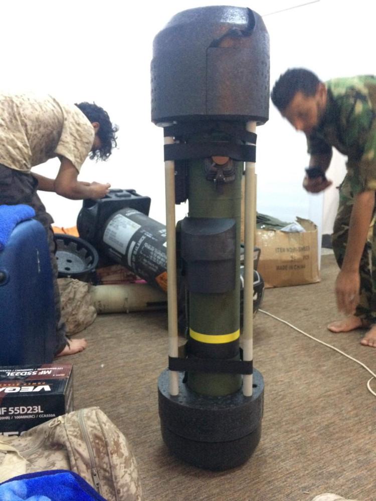 Противотанковые ракетные комплексы Javelin в Ливии Javelin, FGM148, Хафтара, Триполи, Ливии, захвачены, силами, которые, наиболее, Хафтару, Оригинал, Персидского, залива, оказывают, Вероятнее, всего, снова, арабских, активную, монархий