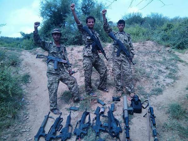 йеменский спецназ