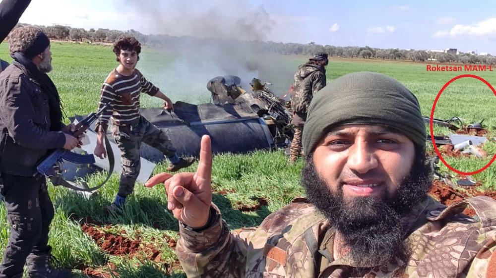 Турция потеряла еще один БПЛА ANKA над сирийским Идлибом