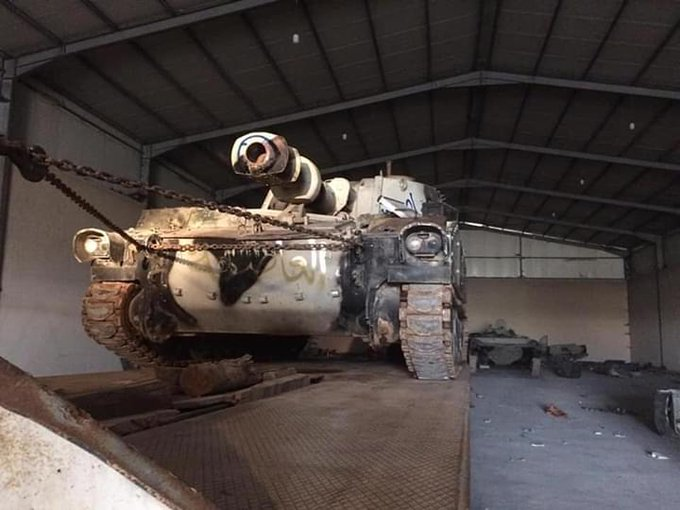 Поражение фельдмаршала Хафтара под Триполи