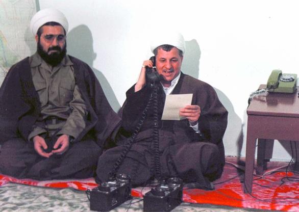 Hassan_Rouhani,_Operation_Karbala-5