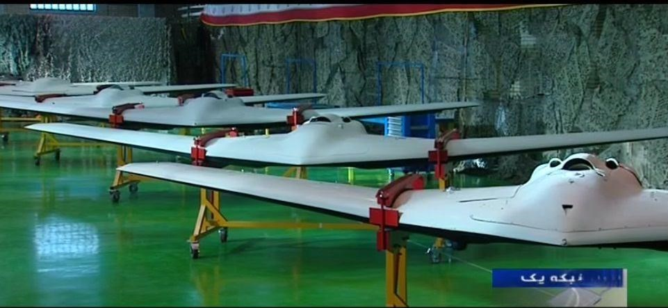 Iran's indigenous UAVs 775117_1000