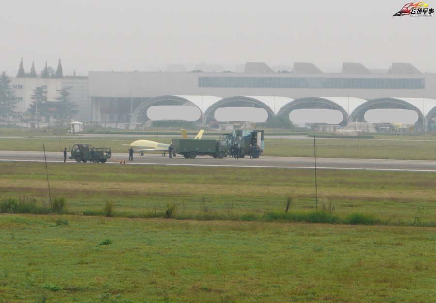CAC UAV Sky Wing III - 15.10.16 - 1
