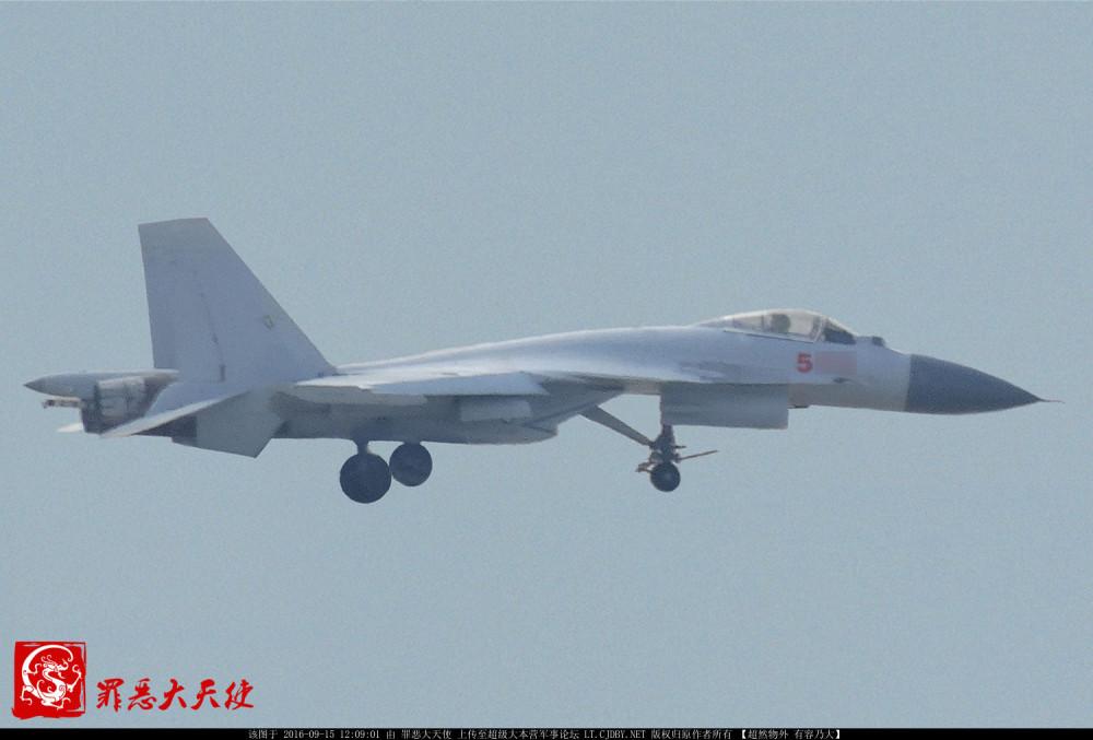 J-15T finally clear - 15.9.16 - 1