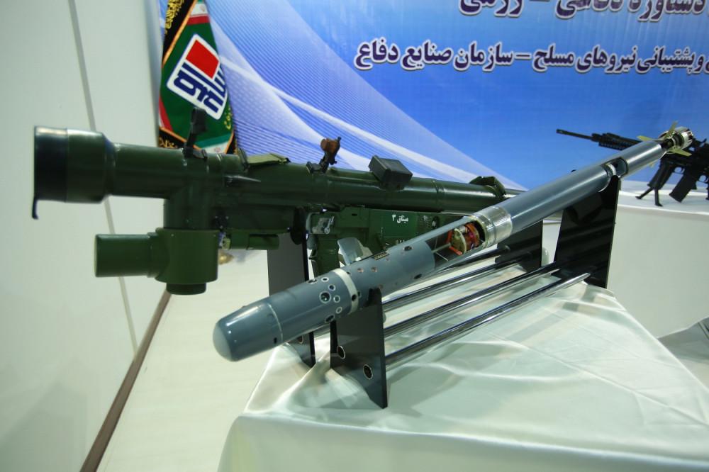 Iranian Small Arms: Thread 989658_1000