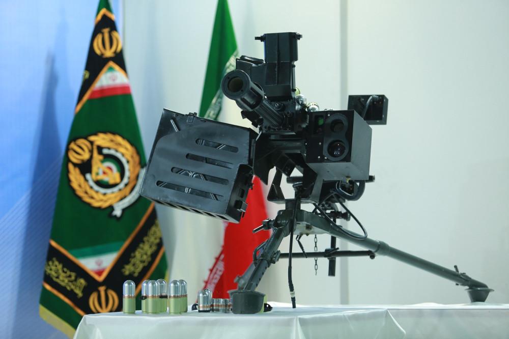 Iranian Small Arms: Thread 990157_1000