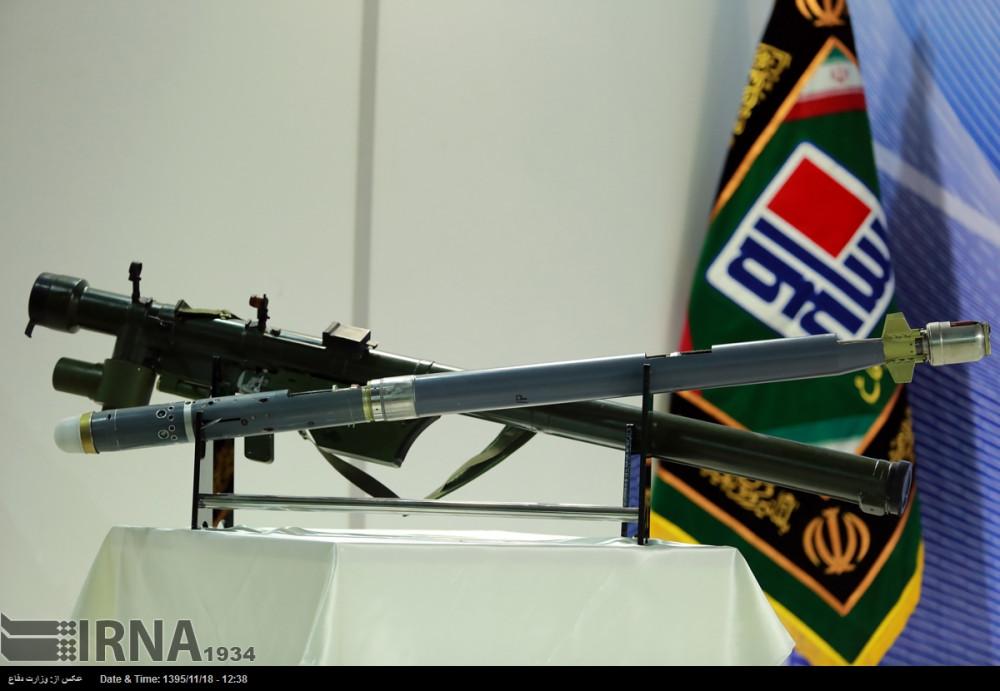Iranian Small Arms: Thread 991265_1000