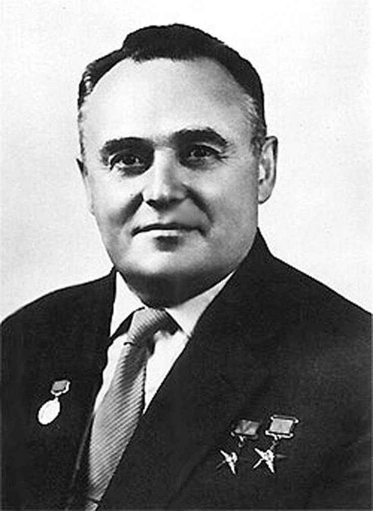 Виктор Павлович Королёв