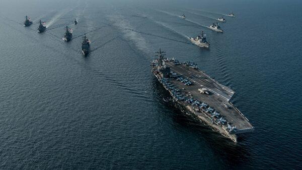 Авианосная группа ВМС США