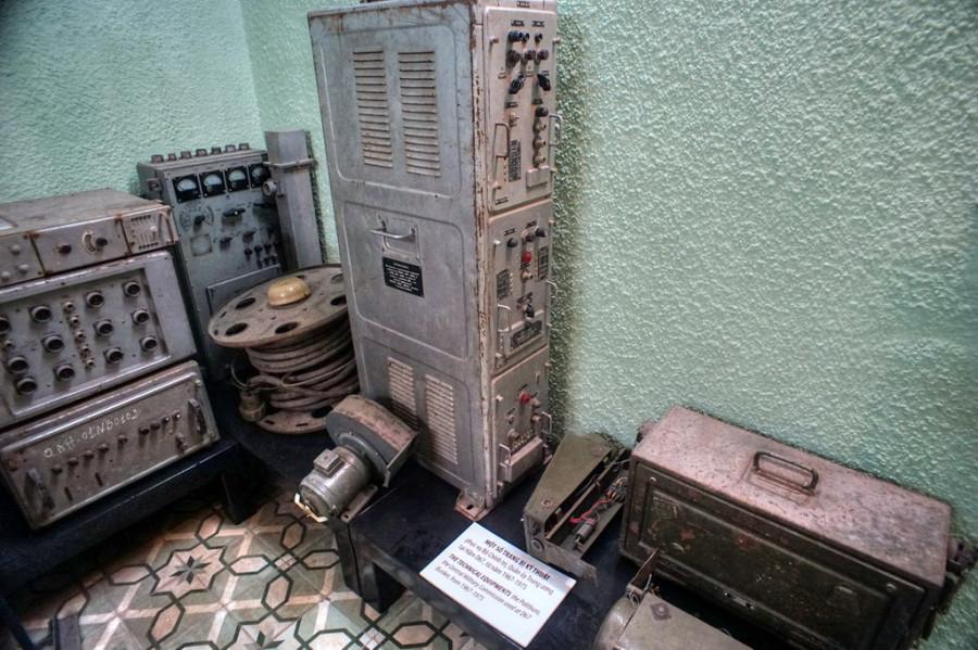 Секретный бункер Социалистической Республики Вьетнам.