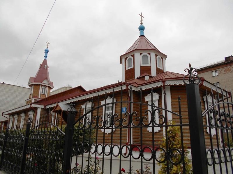 Дореволюционное зодчество старого Новосибирска.