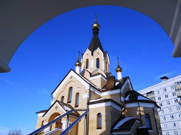 Жемчужина Новосибирска.