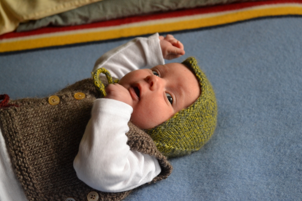 The Woolly Baby