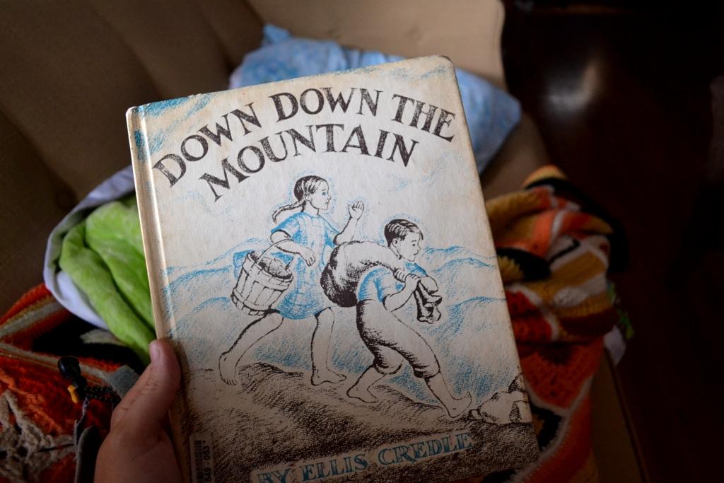 Down Down the Mountain