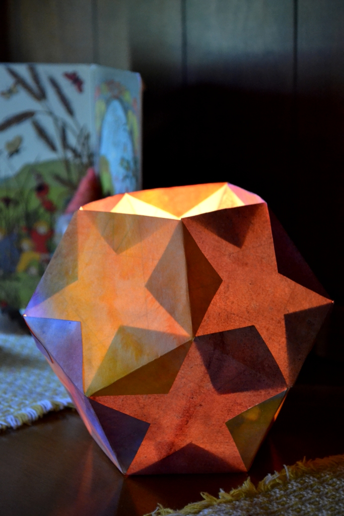 Dodecahedron lantern