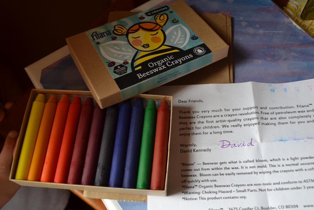 Filana Crayons