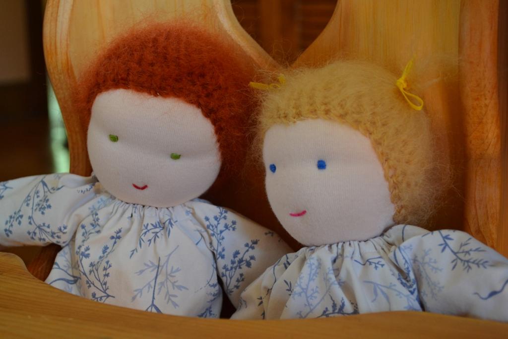 Dressed Dolls
