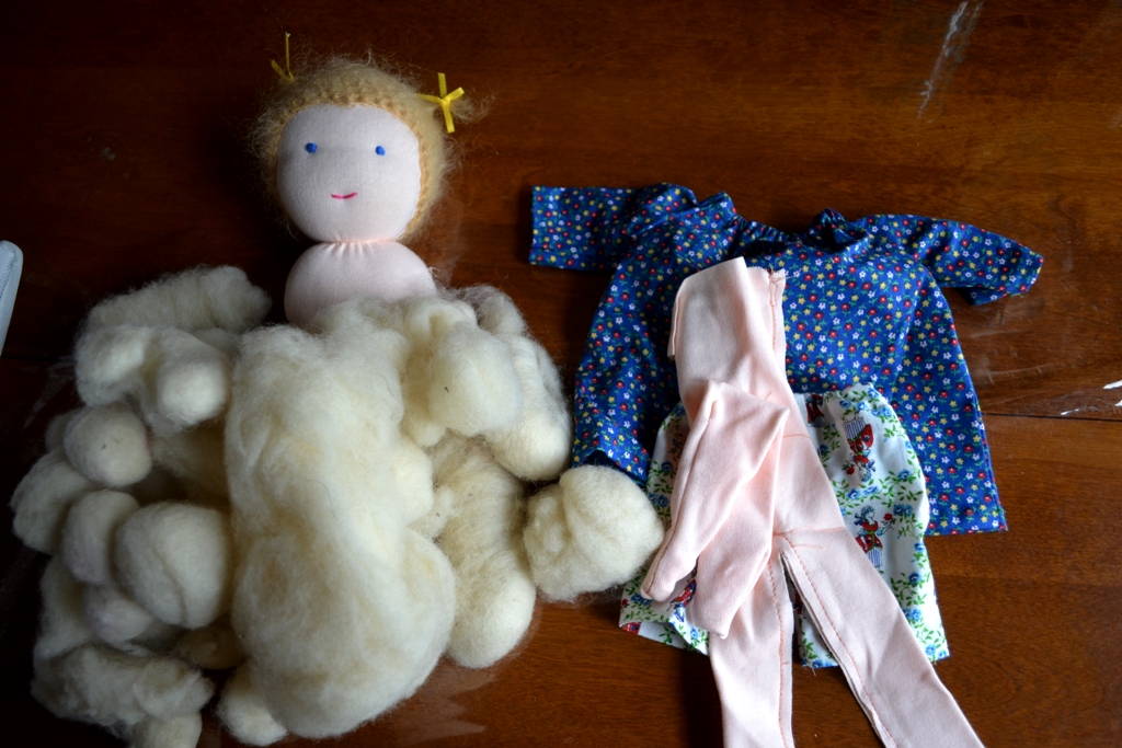 Deconstructed Doll