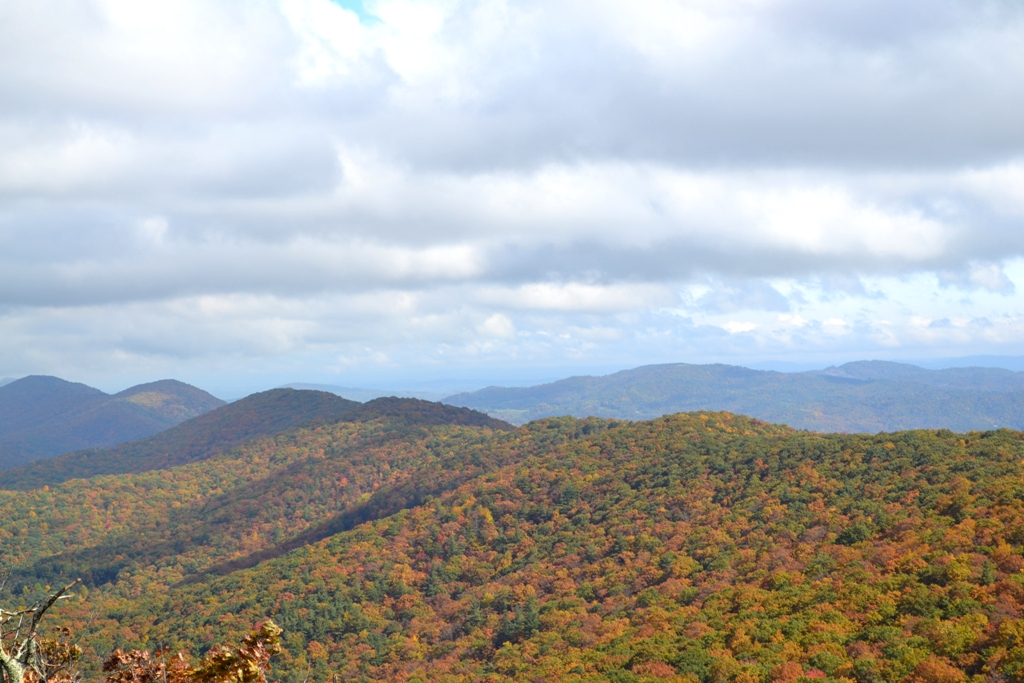 From Comer's Rock