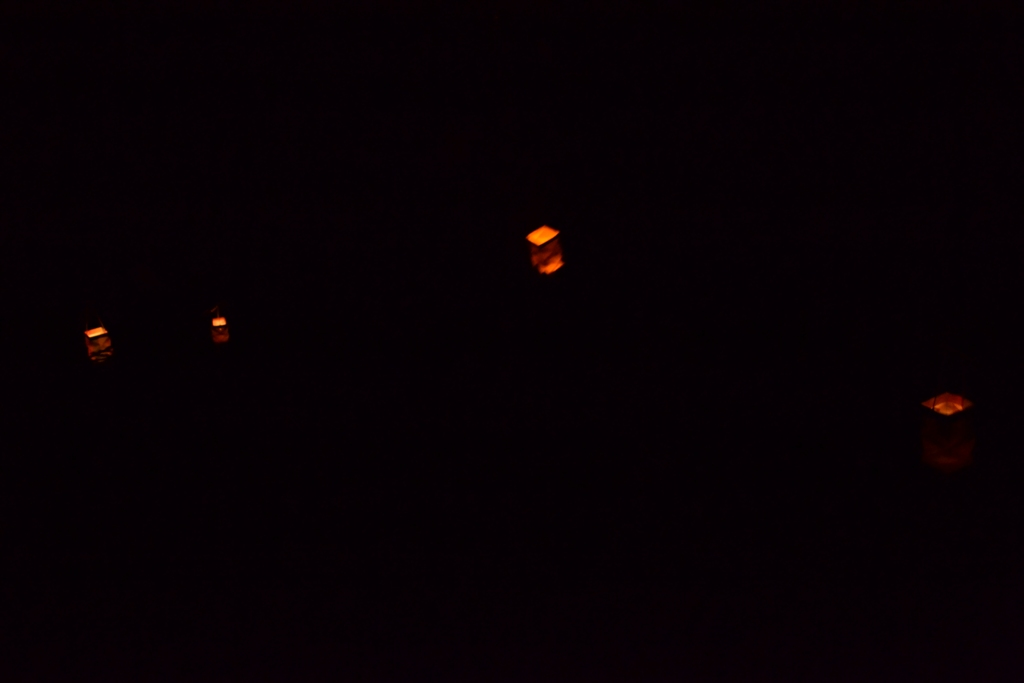 Walking with our lanterns