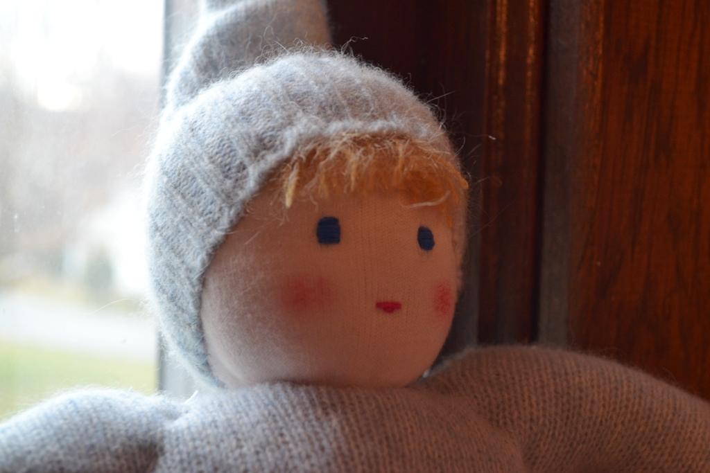 Bunting doll