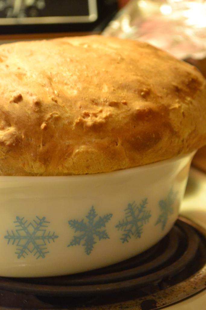 Pyrex Bread