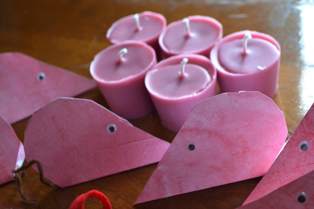 Mice and Candles