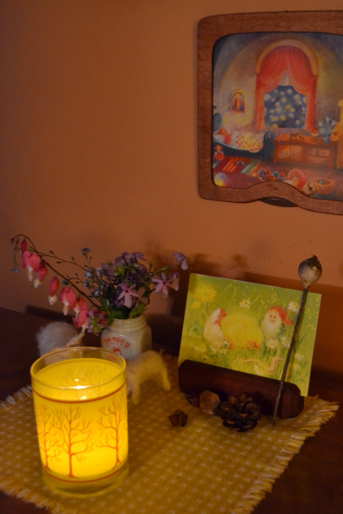 May Nature Table