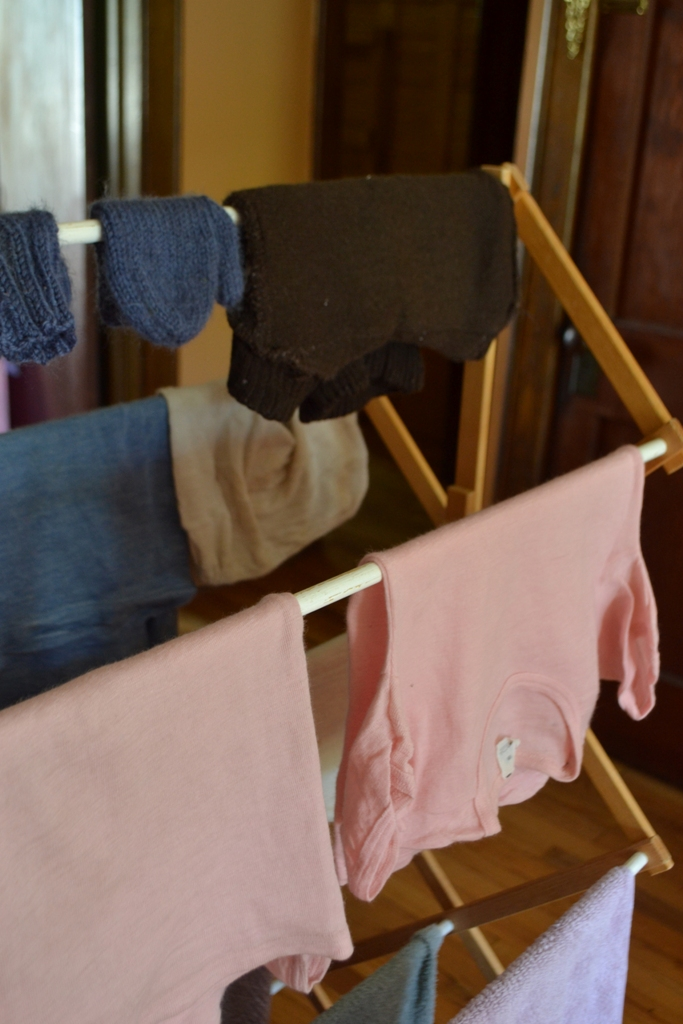 Washing Woolens