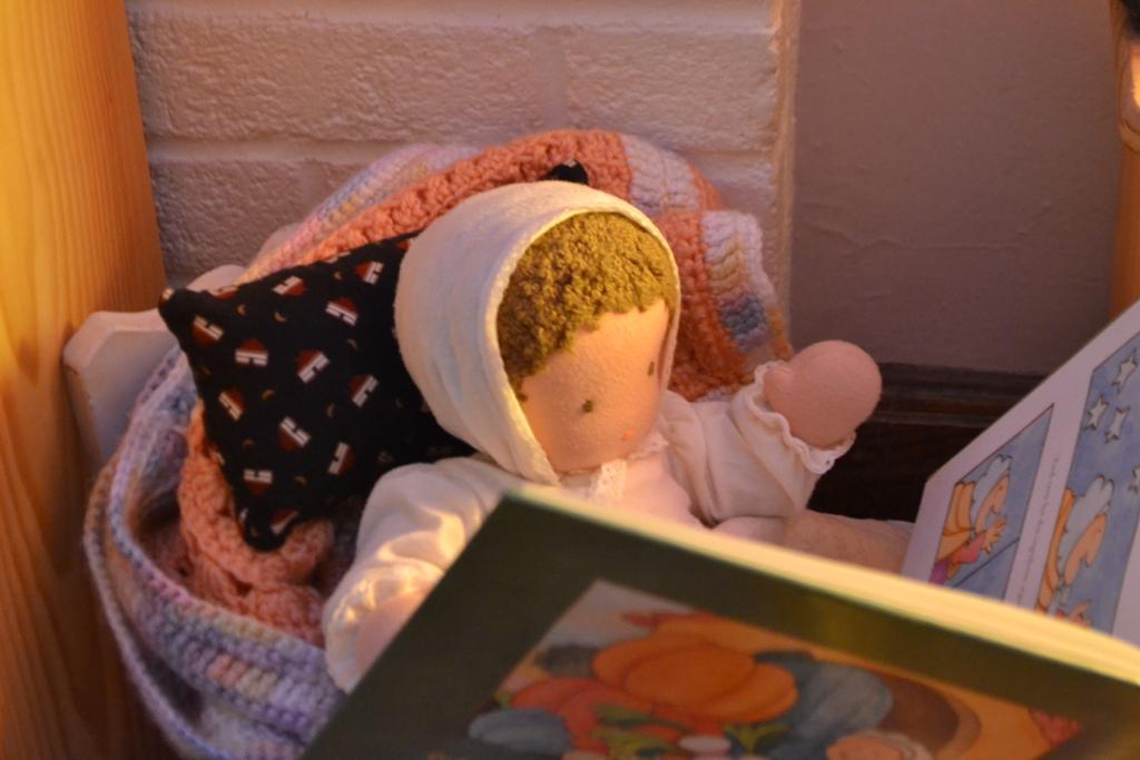 Marian's Pillow