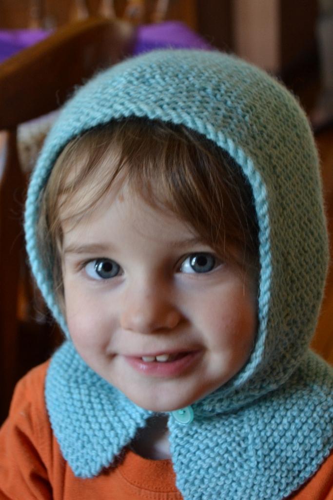Baby Surprise Bonnet