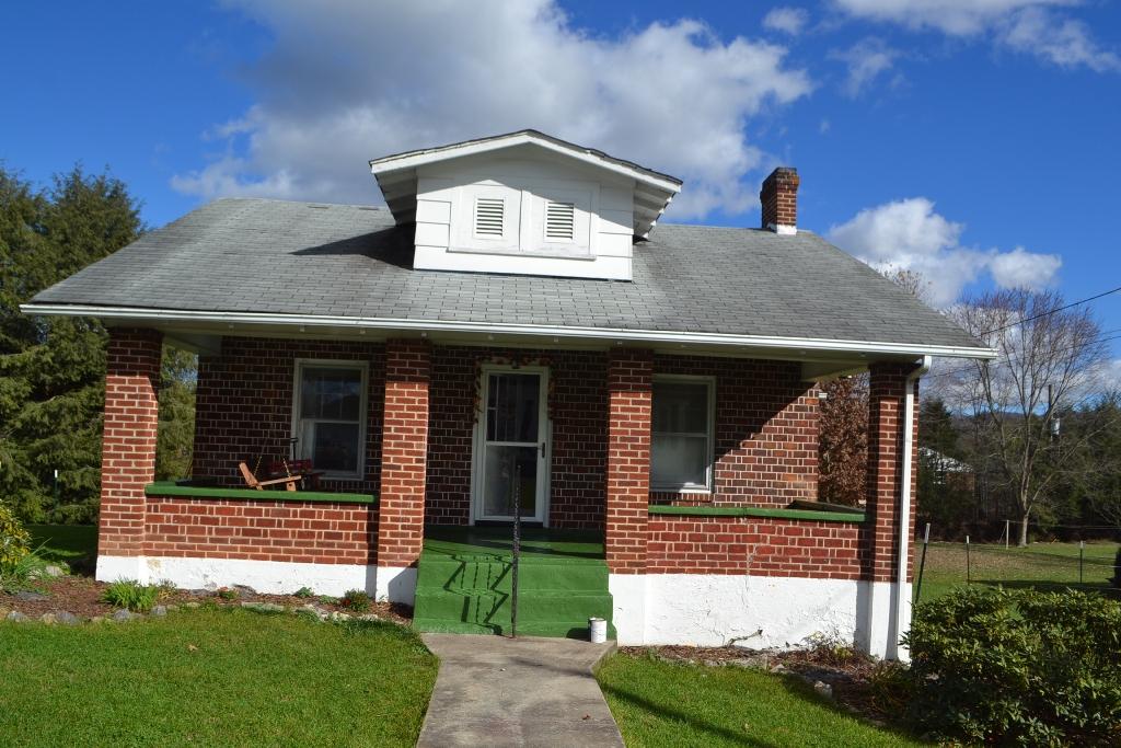 The Green Porch
