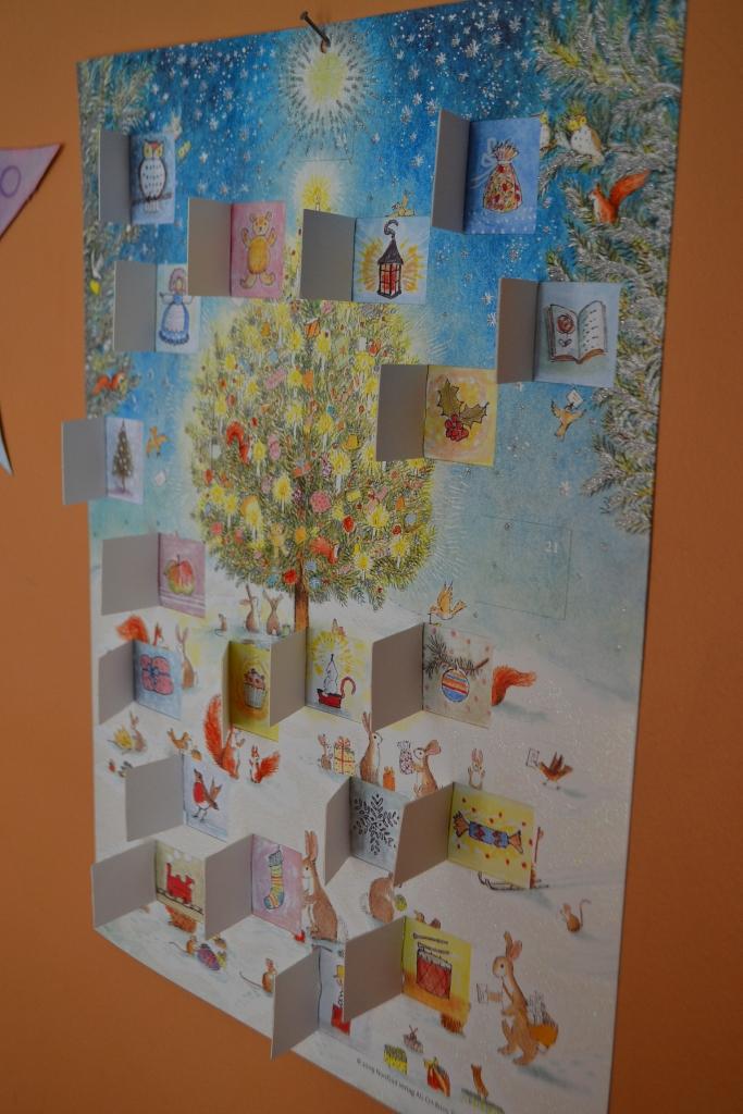 Bernadette Watts Calendar