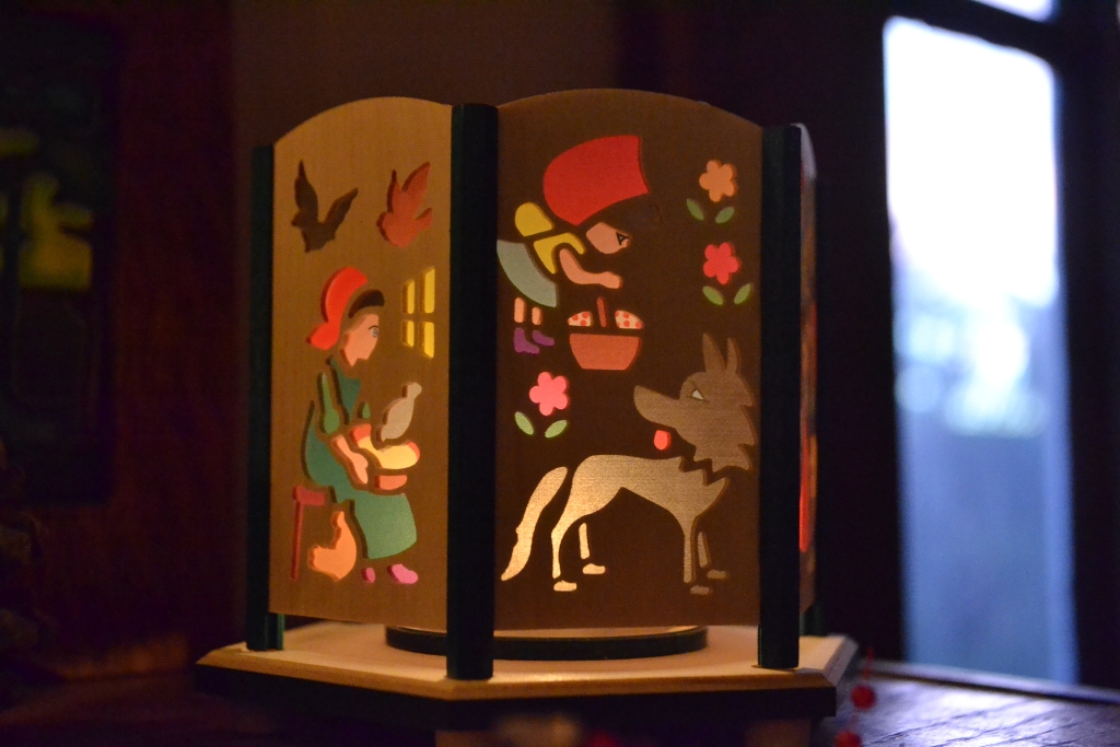 Fairly Tale Lantern 1