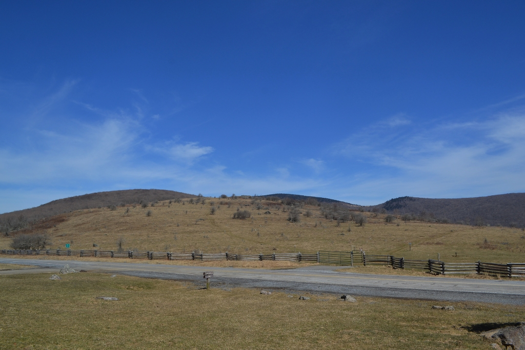 Brier Ridge and Mount Rogers