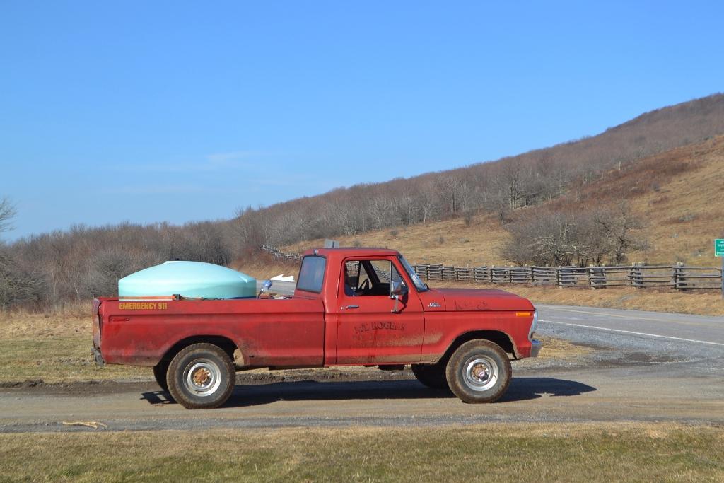 Sap truck