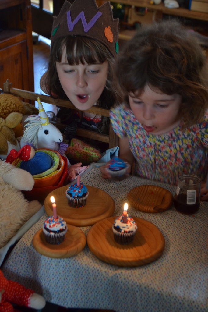 Doll Birthday Party