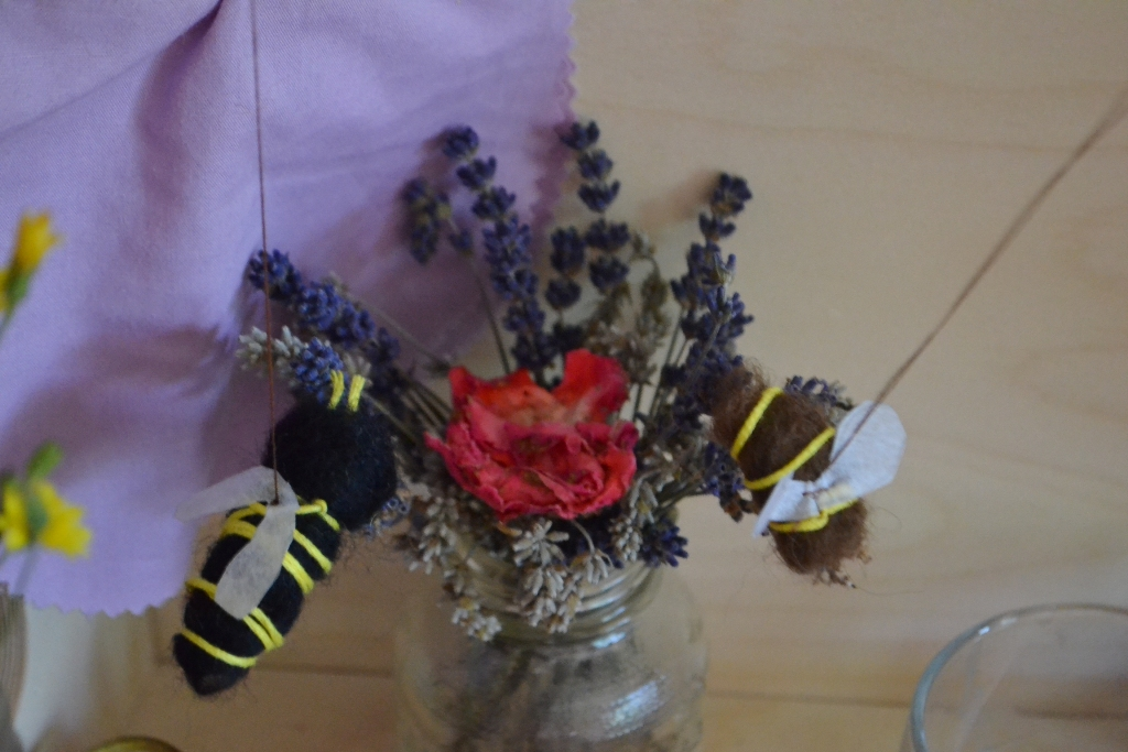 Two More Bees