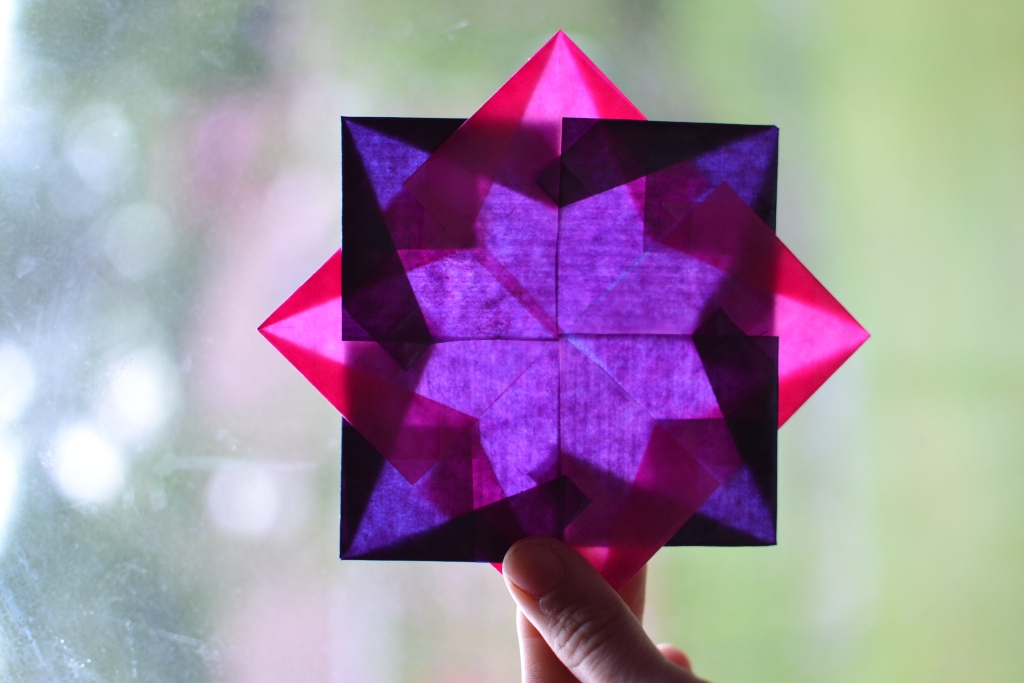 Window Star for Becky