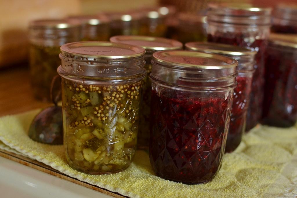 Jam and Relish