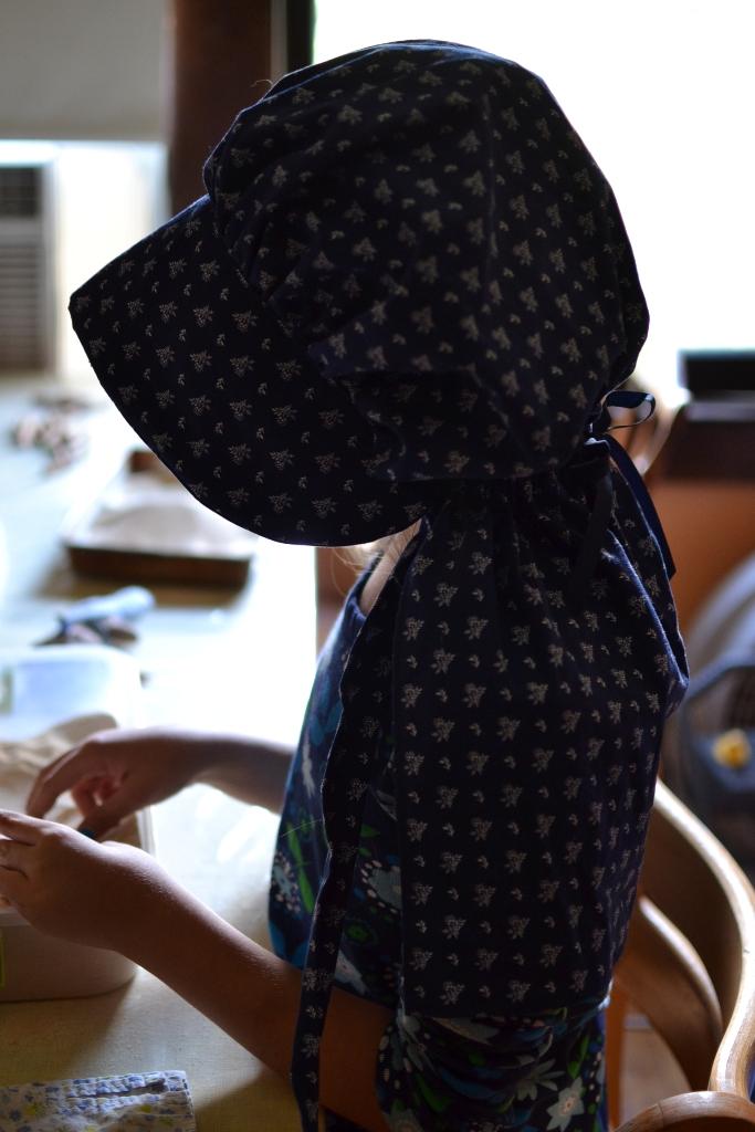Colonial Bonnet